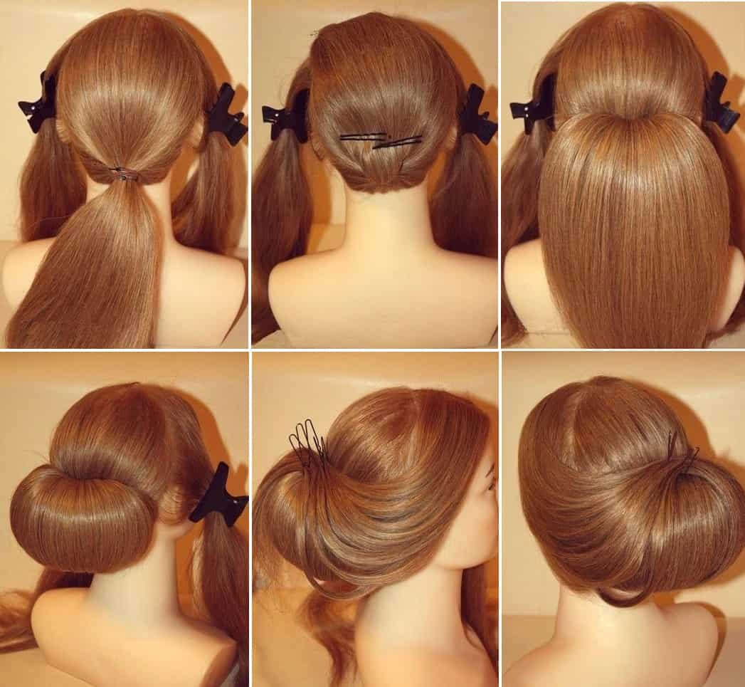 Wedding Hairstyles Diy: 10 Easy Elegant Wedding Hairstyles That You Can DIY