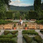 Engagement at the Beautiful Arboretum