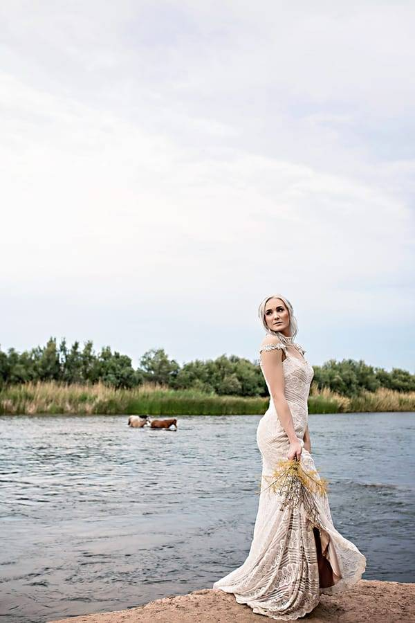 The Ethereal Bride in Arizona