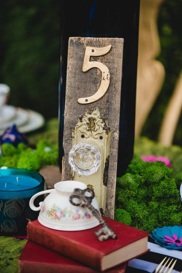 Tortworth Court Wedding Fantasy Enchanted Floral Dr Who