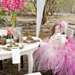 Sophisticated French Inspired Pink Wedding