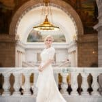5 Modest Wedding Dresses That Are Anything but Boring
