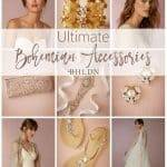 The Ultimate Bohemian Bridal Accessories