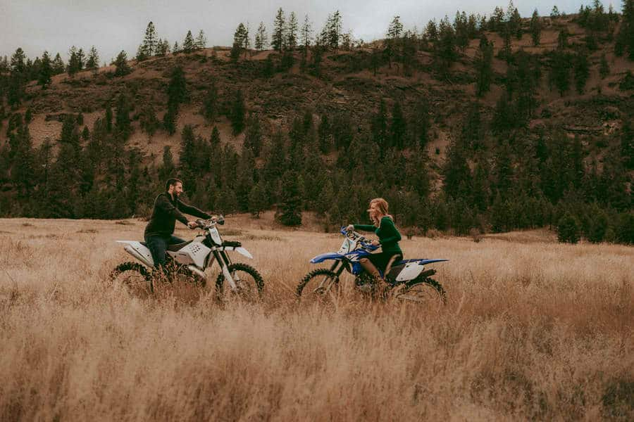 An Off-Road Dirt Bike Adventure