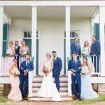Colorful Kentucky Wedding