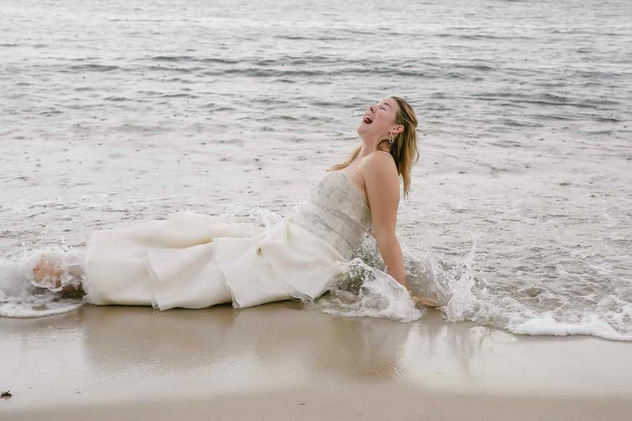 Trash the Dress: Think Of Laura