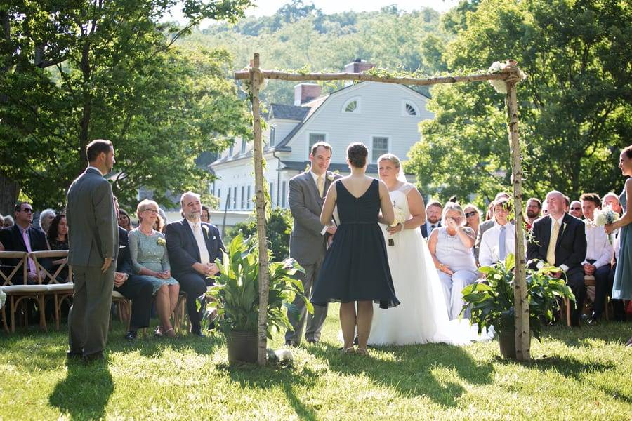 Kirby Hill Farm Wedding New York