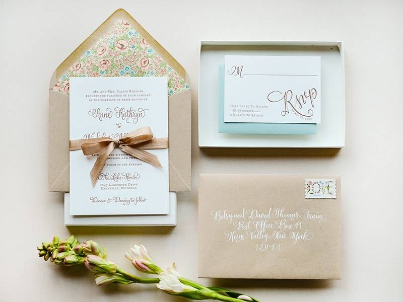 Wedding Invitations That Will Knock Your Socks Off