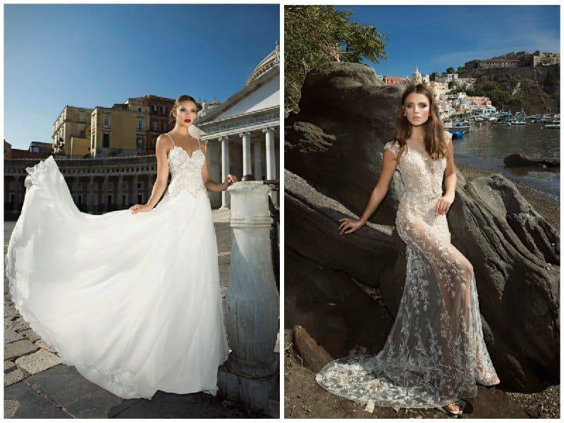 Red Carpet Worthy Bridal Gowns