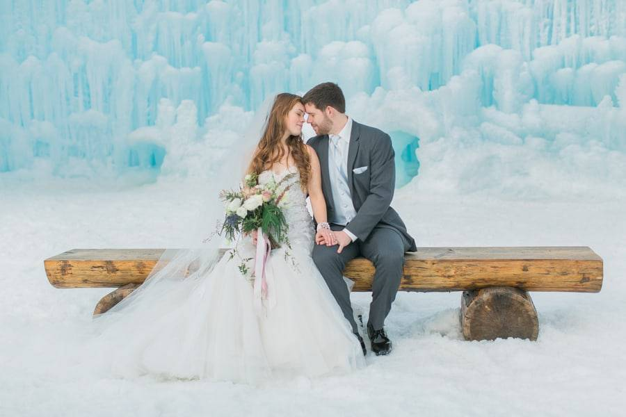 Styled Shoot | Love Grows In Ice