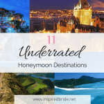 12 Underrated Honeymoon Destinations