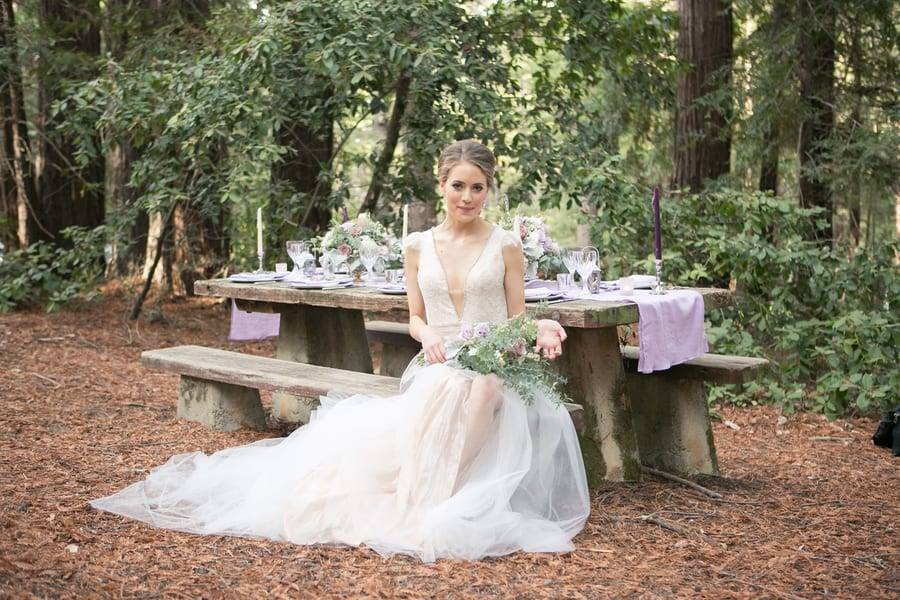 A Beautiful Picnic Bridal Styled Shoot