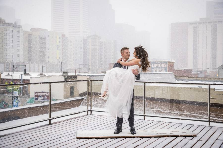 Styled Shoot | Snow Surprise