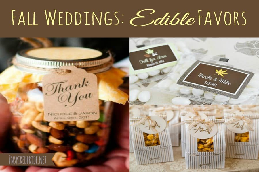 Edible Favors