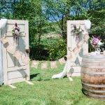 A Rustic Do-it-Yourself Bride!