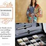 Uncommon Gifts for Your Wedding Party From Uncommon Goods