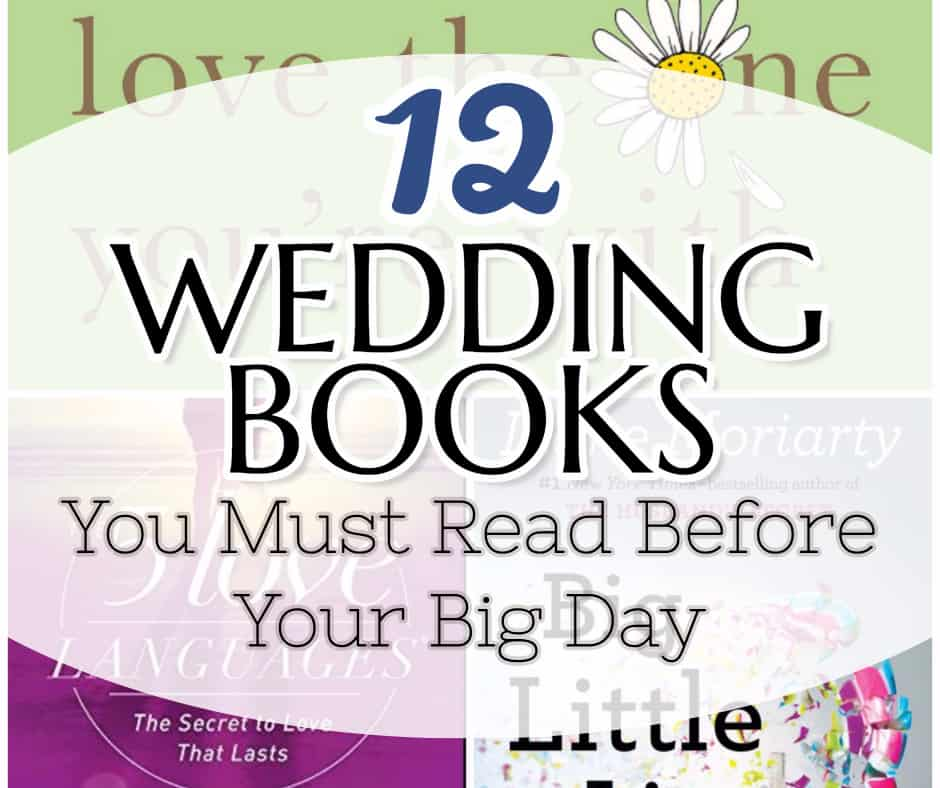 12 Wedding Books You Must Read Before Your Big Day