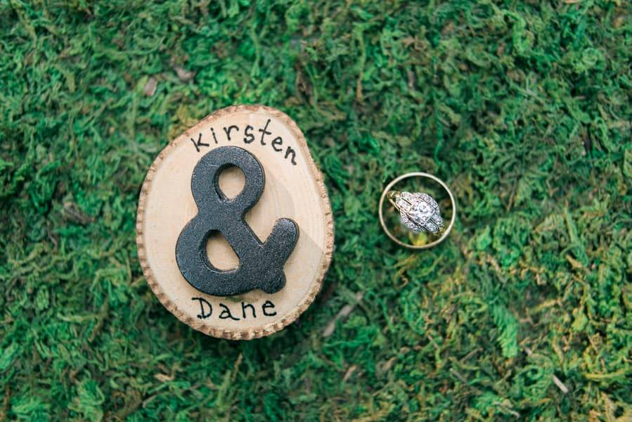 A Pitch for Heaven – A DIY Rustic Wedding