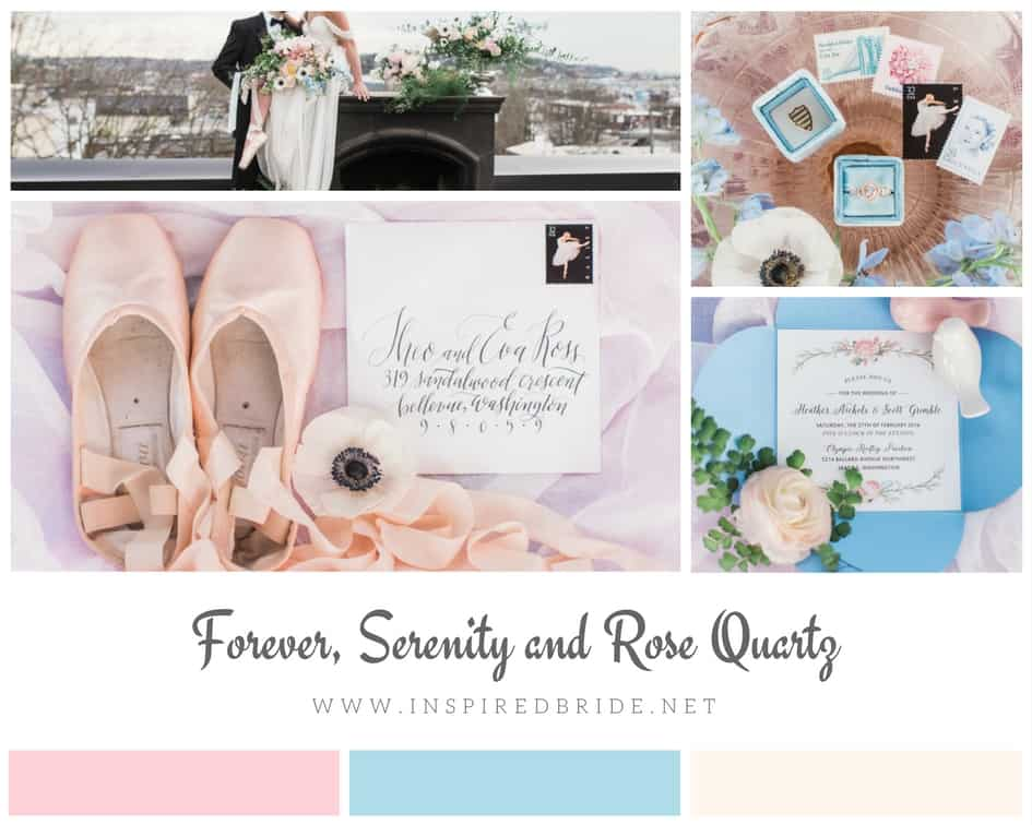 Forever, Serenity and Rose Quartz