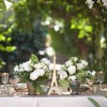 A Backyard French Country Styled Shoot