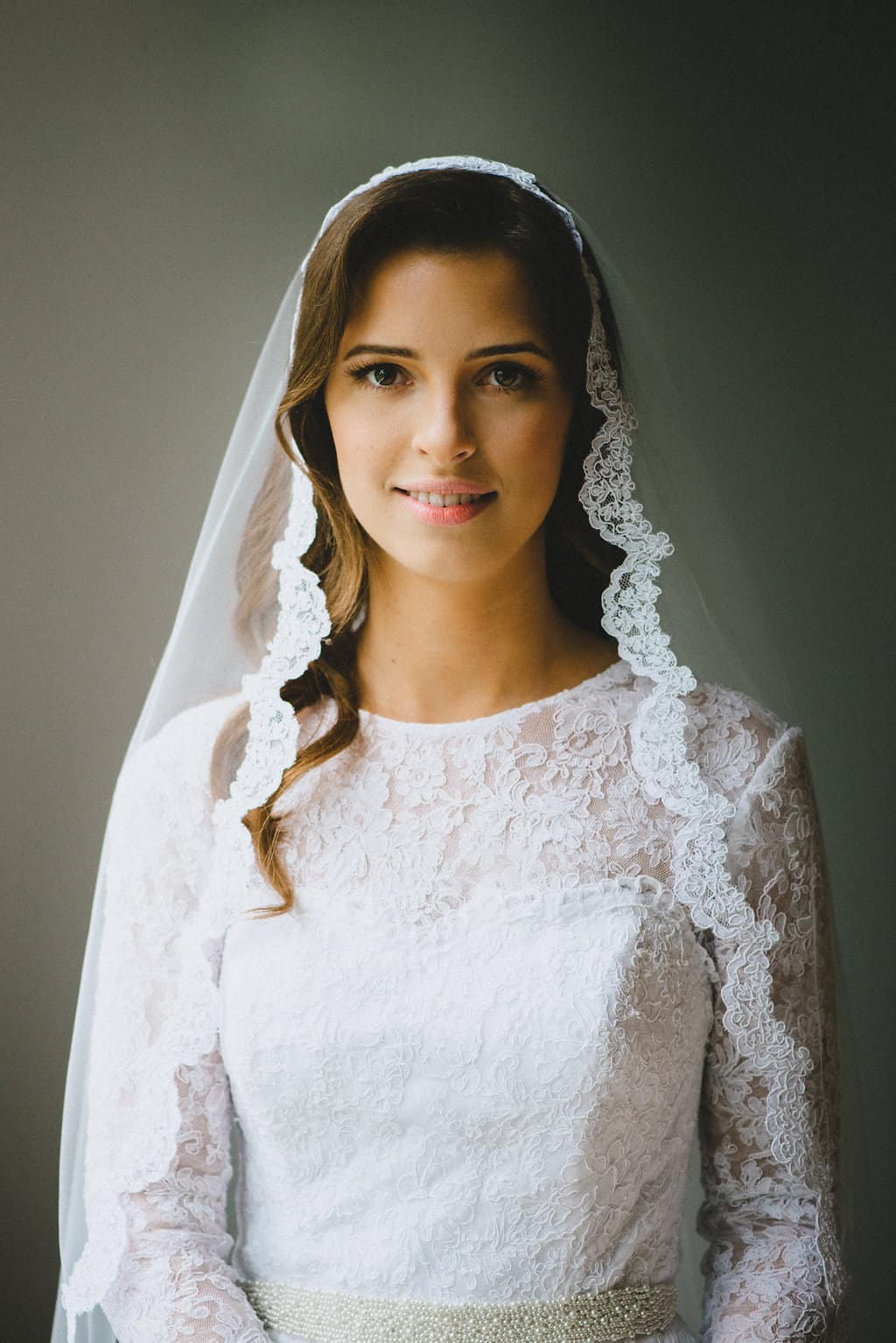 5 Wedding Veil Styles For Every Bride The Inspired Bride