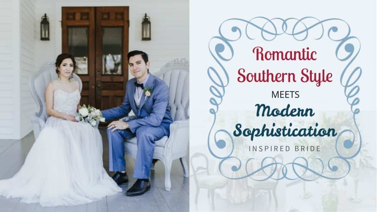 Romantic Southern Style Meets Modern Sophistication