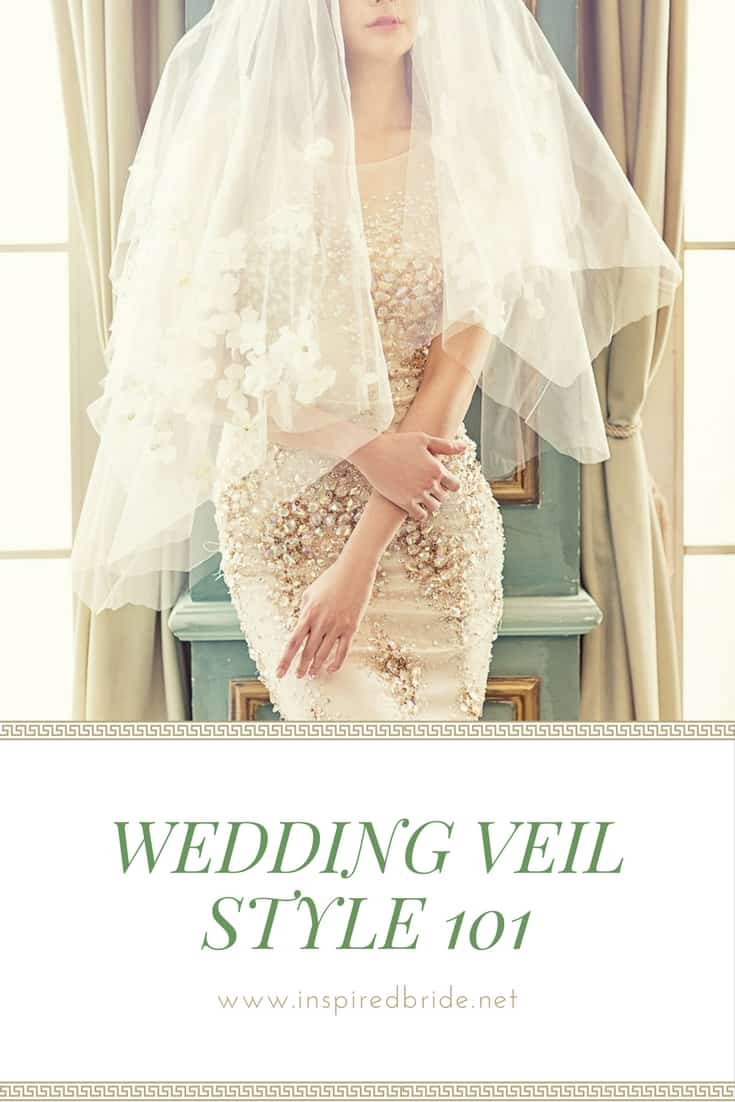 5 Wedding Veil Styles For Every Bride
