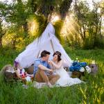 Teepee, Laces and Romance