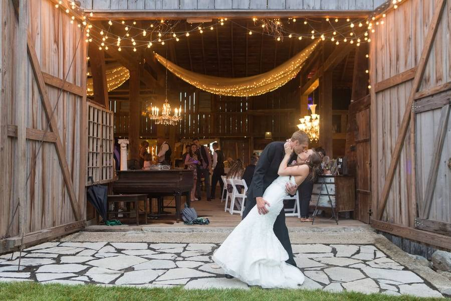 Farmhouse Wedding Reimagined