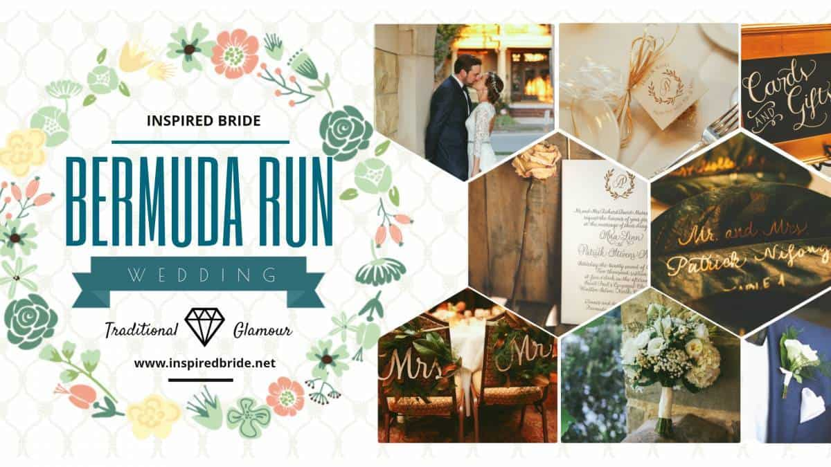 Bermuda Run Wedding