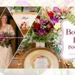 Boho Chic Bridal Inspiration