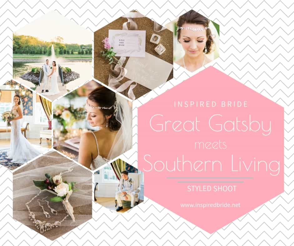 Great Gatsby meets Southern Living