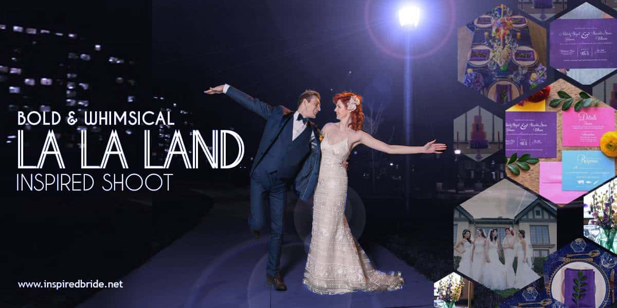 Bold and Whimsical: La La Land Inspired Shoot