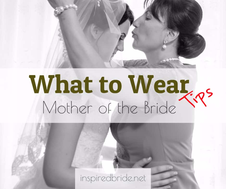 What to Wear as the Beautiful Mother of the Bride