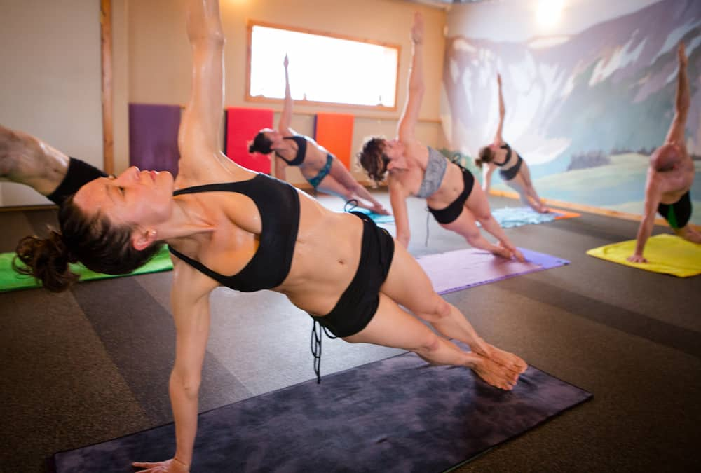 Why Hot Yoga Is The Best Workout For A Bride-To-Be