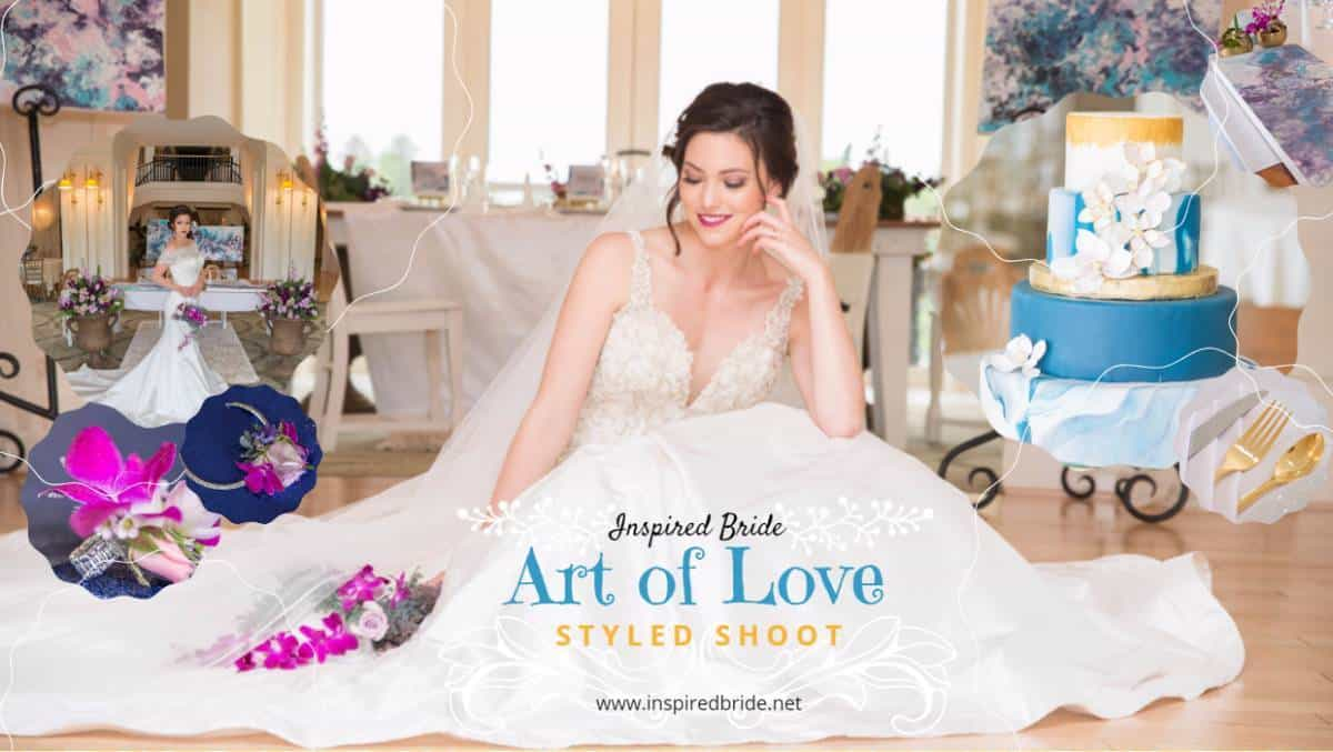 Styled Shoot: Art of Love