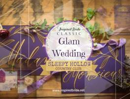 Glam Wedding