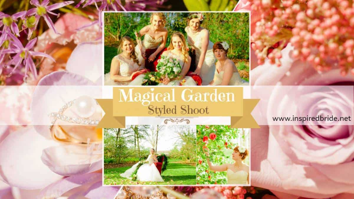 Magical Garden Styled Shoot
