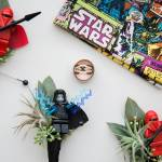 Glamorous Star Wars Wedding