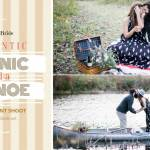 Romantic Picnic and a Canoe