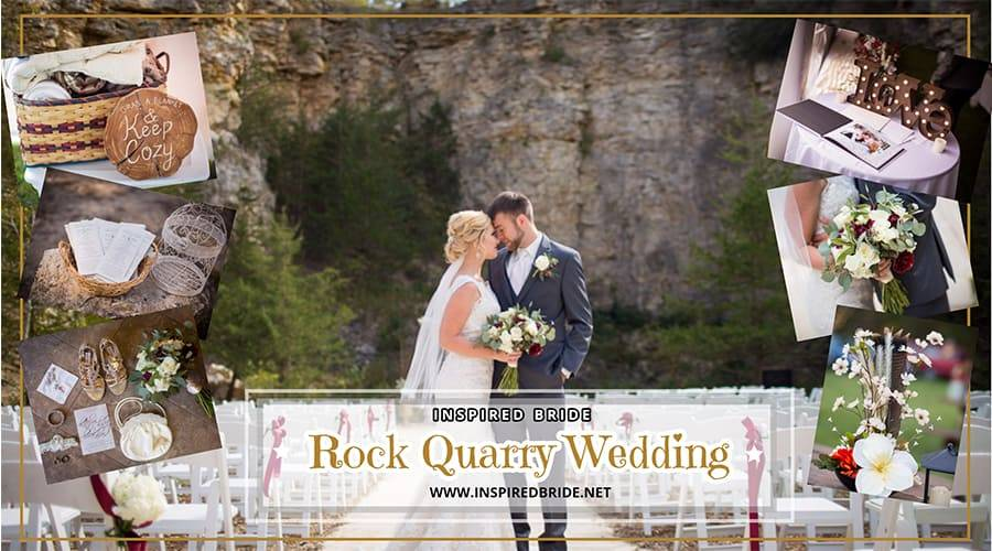Rock Quarry Wedding