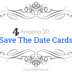 4 Amazing DIY Save The Date Cards