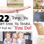 22 Things You Didn't Know You Needed… But You Do!