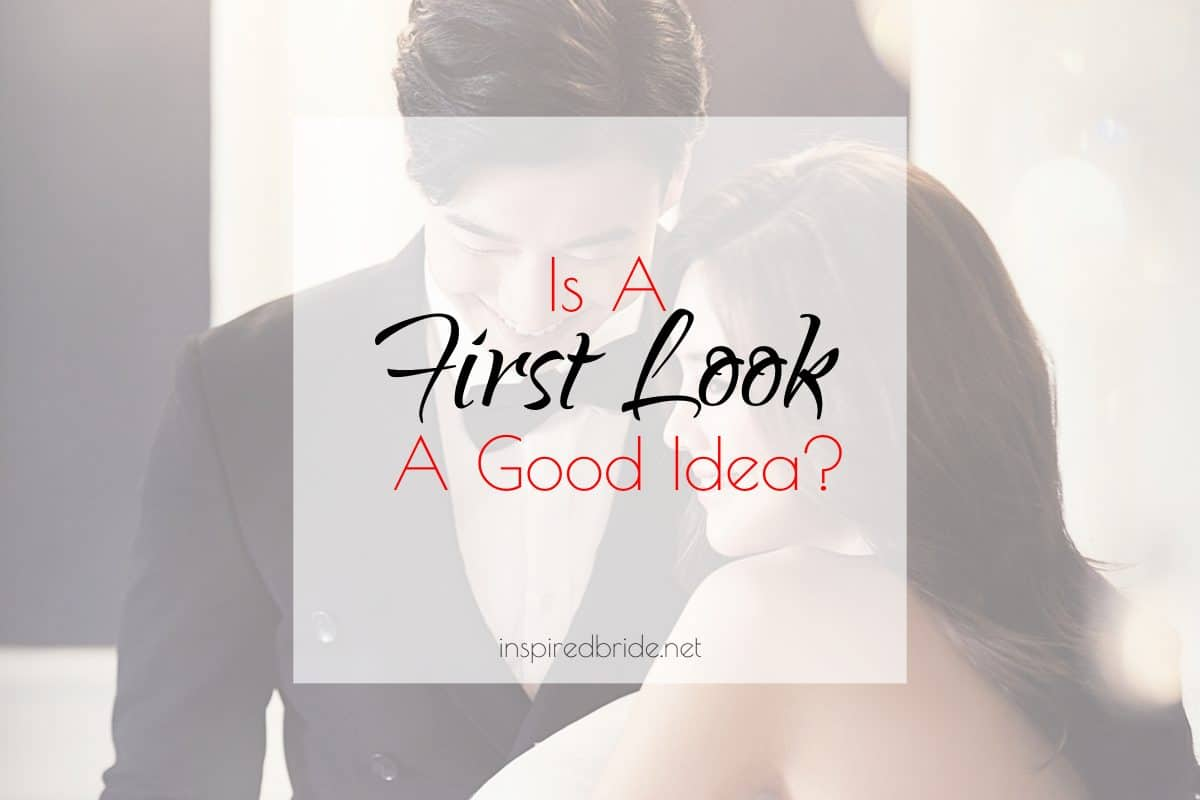"Is A ""First Look"" A Good Idea?"
