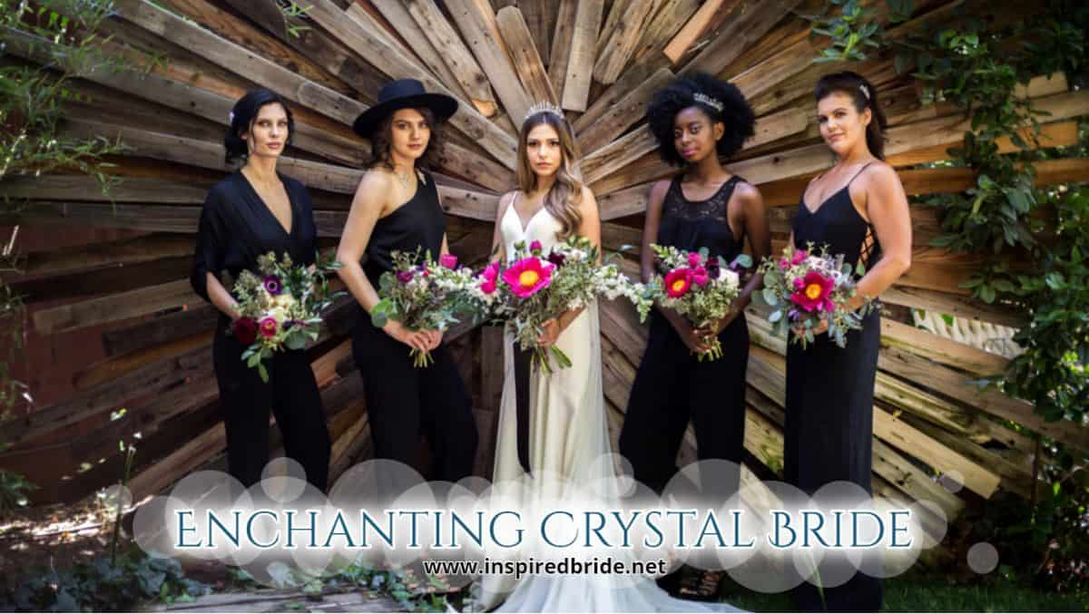 Enchanting Crystal Bride