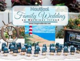 Nautical Family Wedding