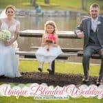 Unique Blended Wedding
