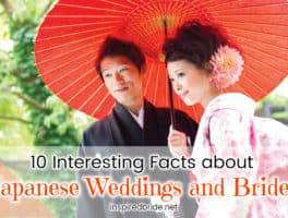 Japanese Weddings and Brides