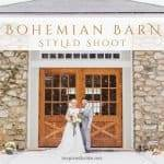Bohemian Barn Styled Shoot