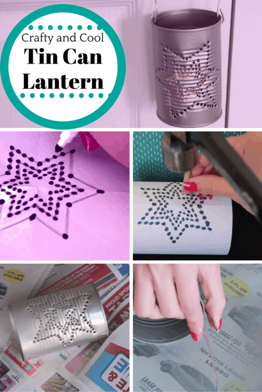 Turn those Recycled Tin Cans into Superb, Creative Lanterns